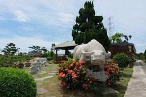 라오뉴 휴게 농장 (老牛)